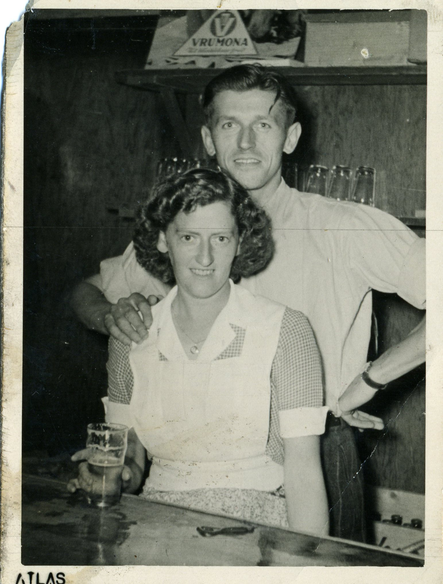 De grondleggers van De Gouden Leeuw: Nelly en Jan Lamers